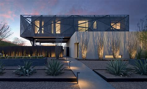 modern home design las vegas scintillating desert house in las vegas brings the