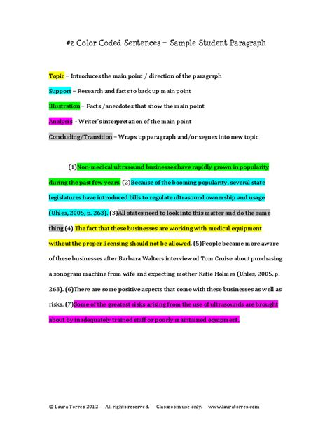Revising An Essay by Revising Paragraphs In Essays Lesson Plan Syllabuy Co
