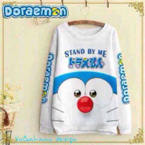 Kaos Doraemon baju kaos wanita doraemon lucu model terbaru murah