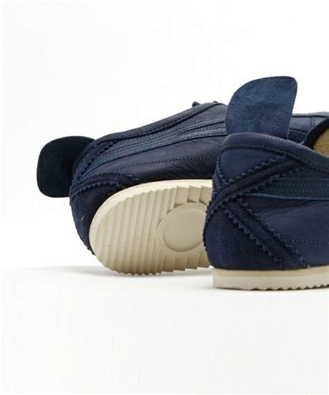 Onitsuka Tiger Mexico Deluxe Navy Nippon Made asics onitsuka tiger mexico slip on deluxe th6a0l navy nippon made fast shipping ebay