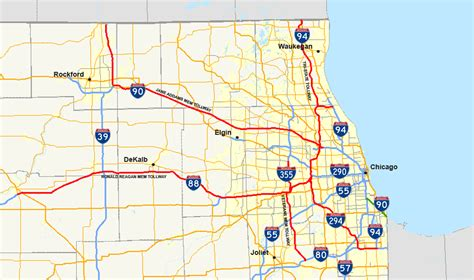 map of toll roads in usa toll roads in the united states