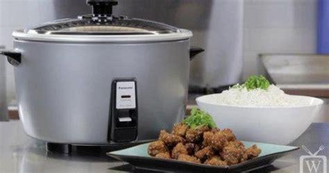 Rice Cooker Untuk Restoran cara menggunakan rice cooker untuk memasak apa saja ayo