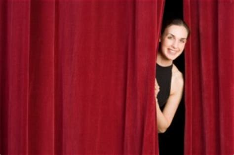 from behind the curtain using social media come out from behind the curtain