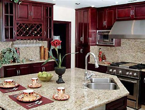 tips for the latest kitchen design trends homehub maroon color kitchen cabinets quicua com