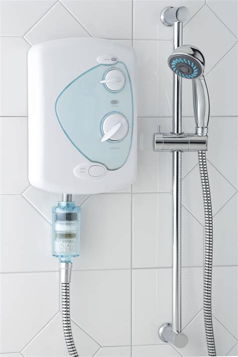 And Clear Shower Filter by Attractive Clear Tinted Dechlorinating Shower Filters