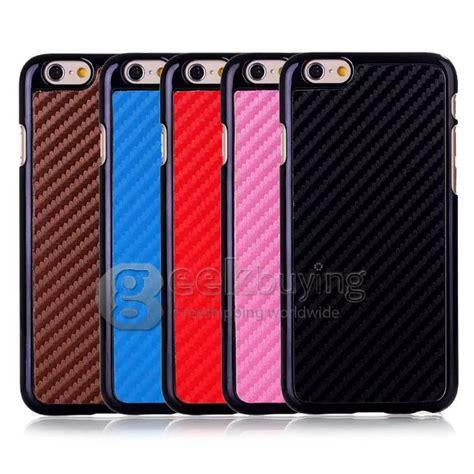 Iphone 6 Other Box Spigen Black Carbon Cover Silikon carbon fiber unique design cover for iphone 6 plus
