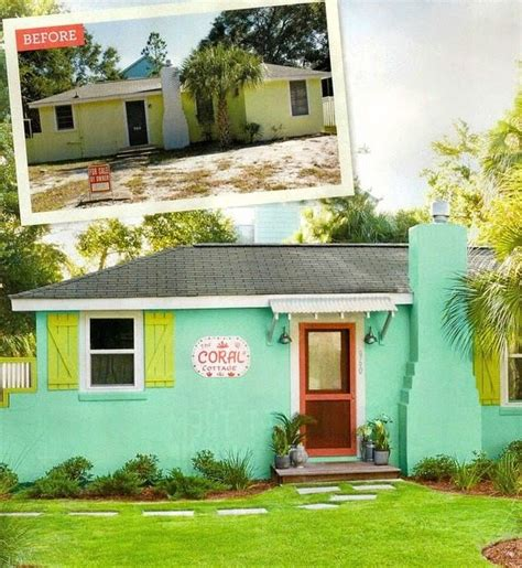 turquoise infused coronado beach cottage turquoise colorful beach cottage remodel from hgtv magazine beach