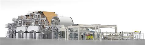Valmet Paper Machine Tissue Machines
