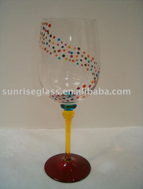 Wine Glass Painting Ideas - ideas for creative painting of wine glasses come paint