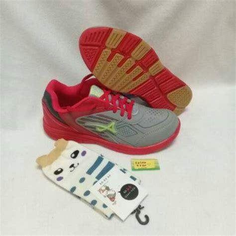 Sepatu Badminton Pro Att termurah sepatu olah raga wanita pro att lg 681 sepatu