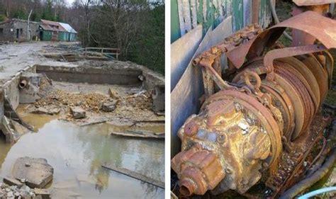 Panci Rosh Royal gold causes panic in snowdonia uk news express