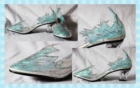 elsa shoes elsa shoes by ellwell on deviantart