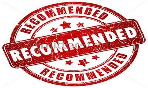 contoh surat rekomendasi arti dan definisi putune wonoderyo