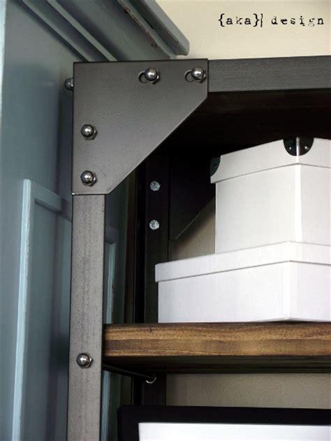 hometalk restoration hardware inspired shelves