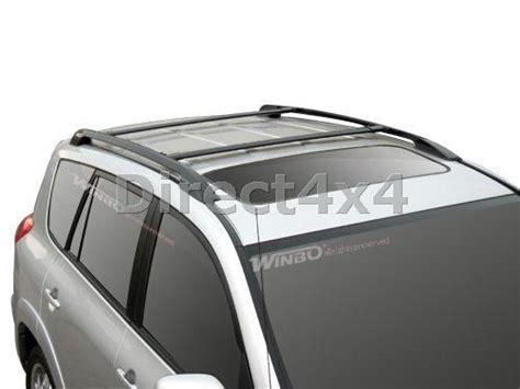 Cross Bar Model Jepit Roof Rail Mobil Daihatsu Luxio 2016 toyota rav4 2006 13 oe style roof rails rack ski ladder bars exterior rav 4 ebay