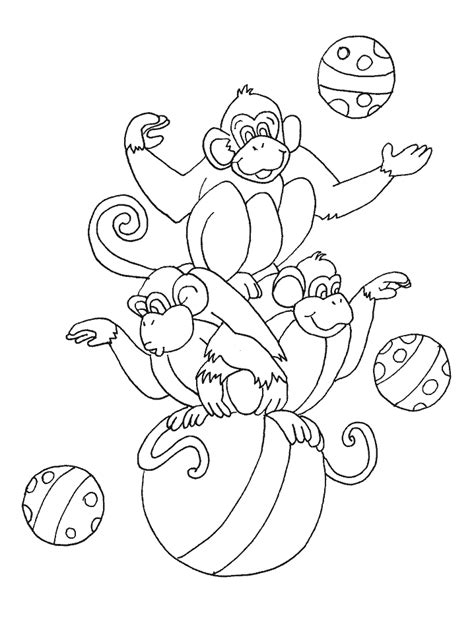 carnival of the animals coloring pages 17279