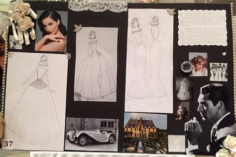 Fashion Design Contest High School Students | couture wedding gowns designed by high school students