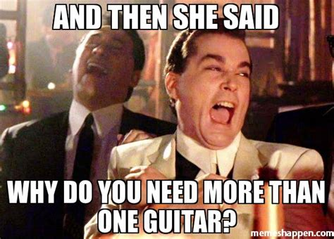 And Then I Said Meme - quote of the day squier talk forum