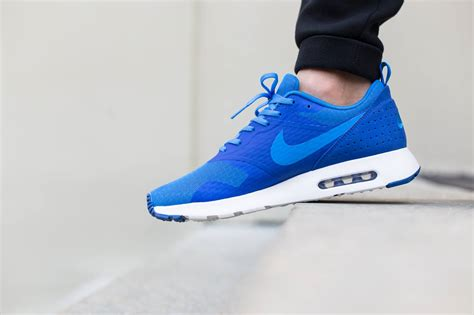 Nike Air Max Blue nike air max tavas essential photo blue sneakers addict