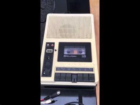 micro cassette player micro cassette player
