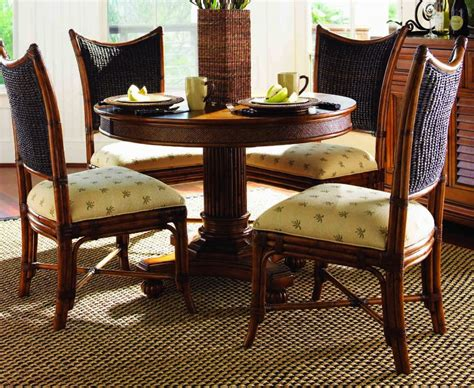 Bahama Dining Room Table by Bahama Island Estate 5 Pc Cayman Kitchen Table Set