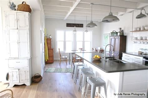 Industrial Farmhouse Kitchen by D 233 Cor De Provence Industrial Farmhouse Kitchen