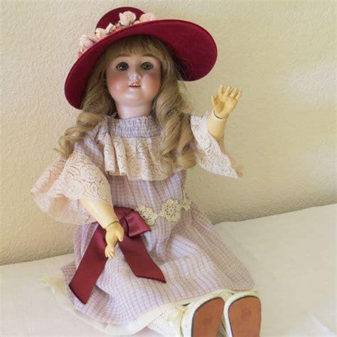 porcelain doll germany antique german bisque porcelain doll marked viola 8 made