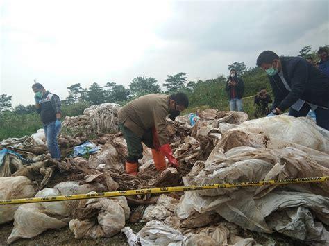 Plastik Karawang kapolres karawang limbah plastik yang dibuang di desa