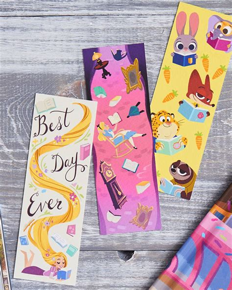 printable bookmarks disney 8 adorable disney bookmarks you can print right now