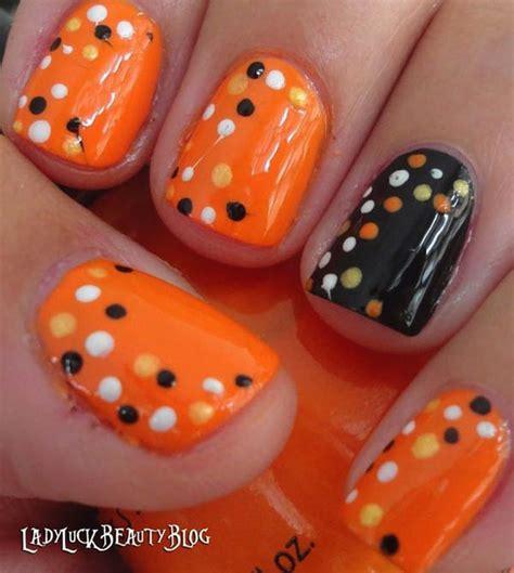 easy nail art halloween 36 spooktacular halloween nail art designs easyday