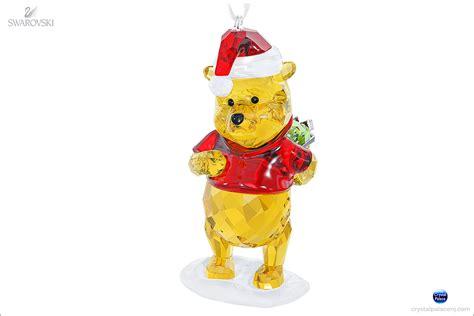 swarovski disney winnie the pooh christmas ornament