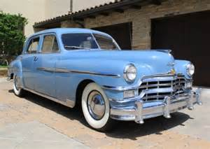 1949 Chrysler For Sale Bat Exclusive Recommissioned 1949 Chrysler New Yorker