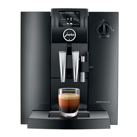 Coffee Maker Merk Jura jura f8 bean to cup coffee machine jura brands simply great coffee
