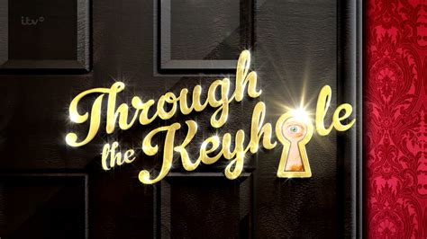 Through The through the keyhole logopedia the logo and branding site