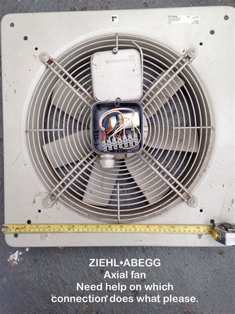 ziehl abegg ec fans ziehlabegg axial fan model engineer