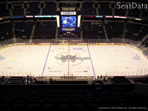section 400 verizon center capital one arena section 400 washington capitals