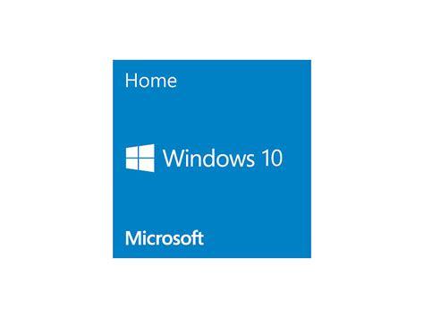 Sofware Windows 10 Home 64bit Oem microsoft software windows windows 10 home oem 64 bit