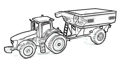 coloring pages of tractor trailers tractor trailer coloring pages bing images