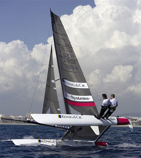 trimaran boat names trimarans and catamarans why multihulls are the fastest