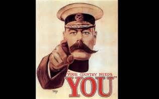 your country needs you the myth about the world