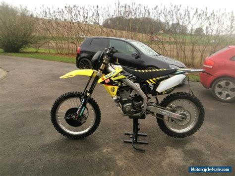 road legal motocross bikes for sale 2010 suzuki suzuki rmz 450 2011 for sale in united kingdom
