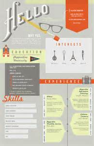 Resume Graphic Design Ideas 30 Creative Resumes That Will Help You Build Yours Virginia Duran