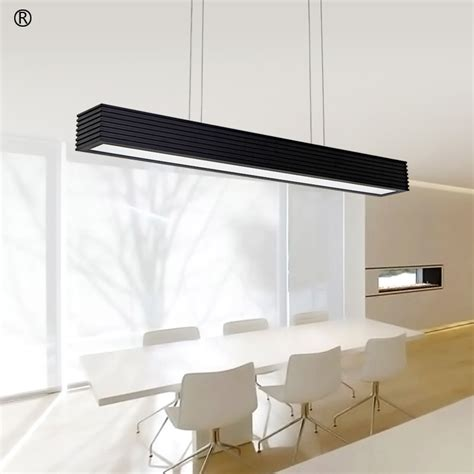 Office Pendant Light Lighting Hanging Rectangular White Reviews Shopping Lighting Hanging Rectangular White