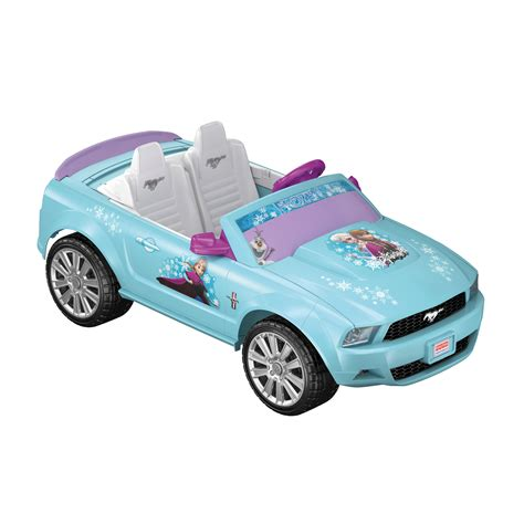 frozen power wheels sleigh power wheels disney frozen mustang toys games ride