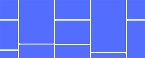 cascading grid layout library minimal 2kb zero dependency cascading grid layout