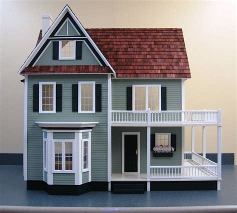assembled doll houses assembled doll houses for sale nonnie s dollhouses handcrafted dollhouses frederick md