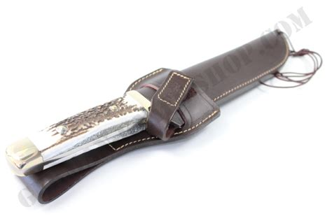 collectors knife linder bowie deluxe collectors knife german knife shop