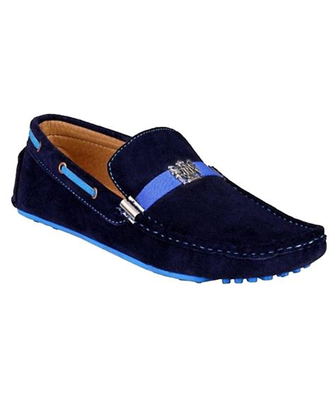 royal blue loafers for kardin loafers royal blue casual shoes price in india buy