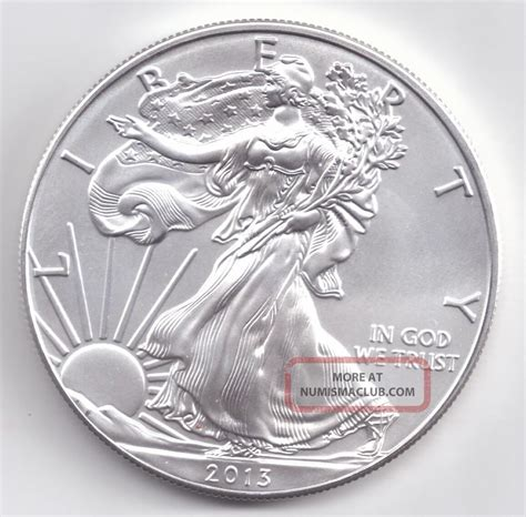 1 troy ounce american silver eagle coin value 2013 1 troy ounce american silver eagle 1 troy oz