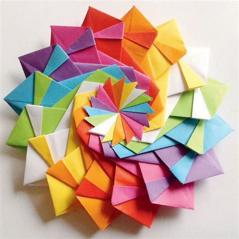 How To Make Complicated Origami - complex modular origami 28 images modular origami how
